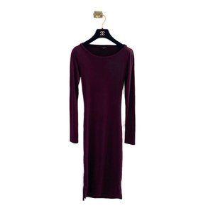 Aritzia Wilfred Free Liya Open Back Dress